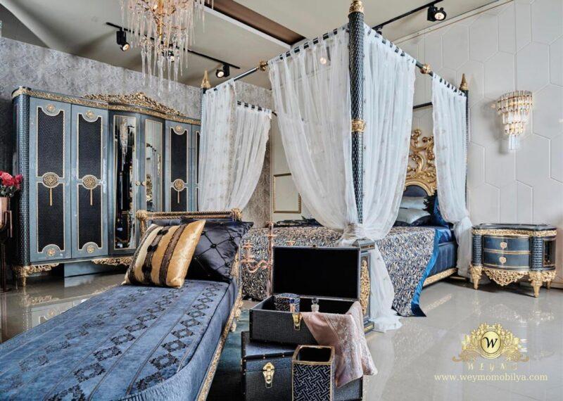 klasik Yatak Odası Masko Istanbul