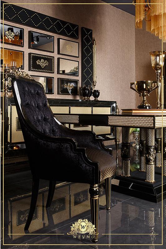 lüks yemek odası avangarde mobilya masko