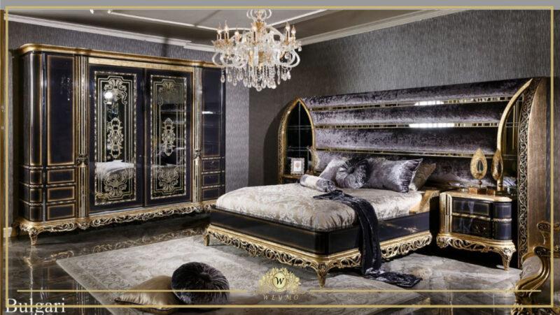 klasik yatak odası istanbul