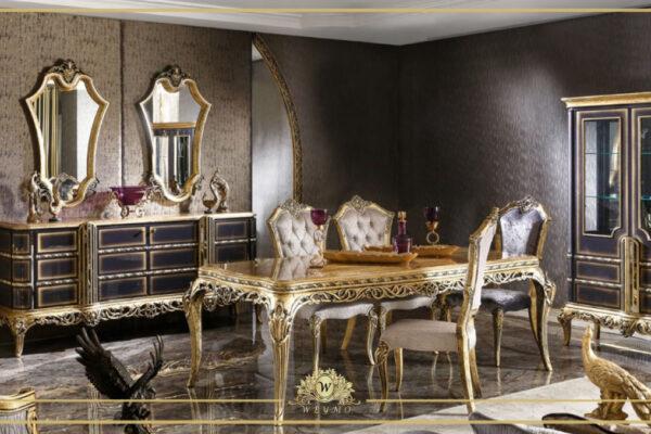 klasik yemek odası istanbul