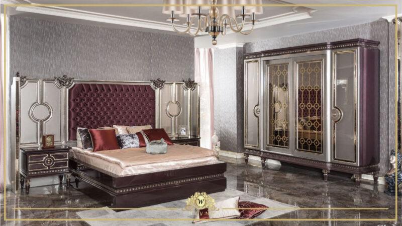 klasik avangarde yatak odası istanbul