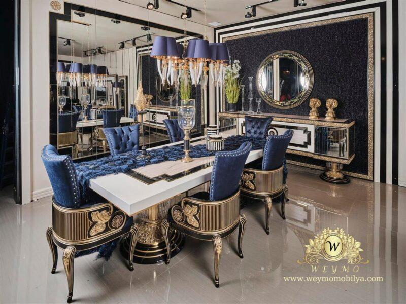 klasik Yemek Odası - klasik Mobilya