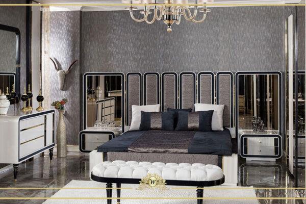 avangarde yatak odası istanbul