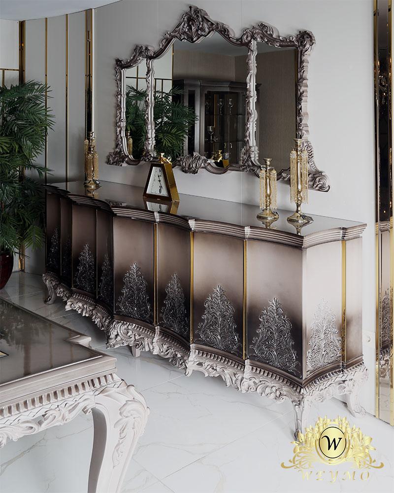 Leonardo klasik Yemek Odası Konsol Ayna